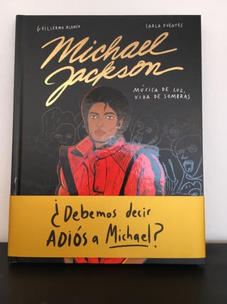Libro Michael Jackson. Perfil solidario