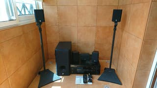 Home Cinema Pioneer 5.1. Altavoces Yamaha
