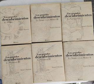 6 libros