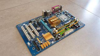 Placa Base+RAM+Procesador