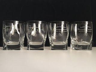 Vasos de whisky cristal