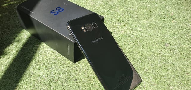 Samsung Galaxy S8 en perfecto estado