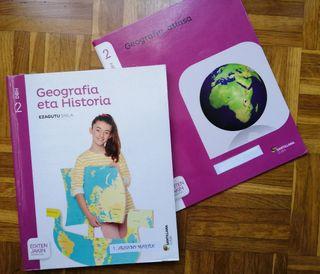 Geografía eta Historia 2 ESO DBH2