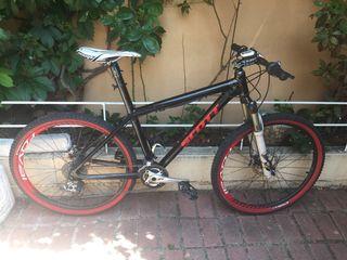 Bicicleta scott scale 26