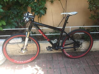 Bicicleta scott scale 26