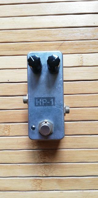 Pedal de Guitarra Harmonic Percolator