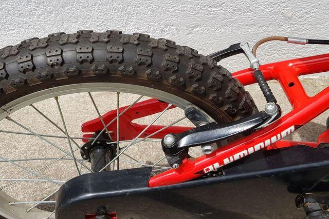Bicicleta aluminio niño Monty 103 - 16 pulgadas