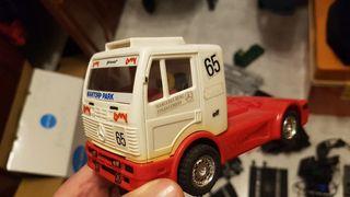 Scalextric camiones