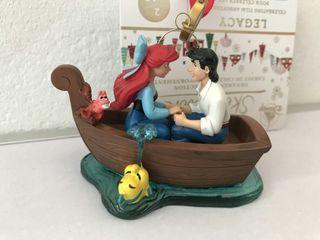 figura ornamental La Sirenita Disney