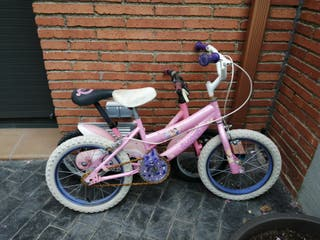 Dos bicicletas infantiles