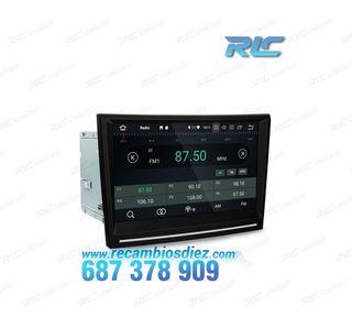 "RADIO GPS TOYOTA RAV4 ANDROID 7.1 LCD 10,1"" TÁCTIL"