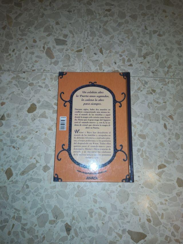 Libro de lectura juvenil