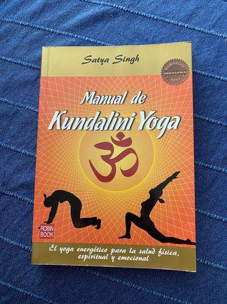 Manual kundalini yoga