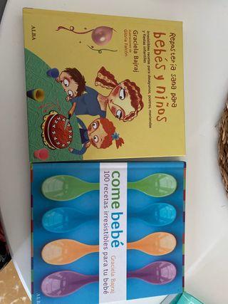 Libro de cocina para bebés