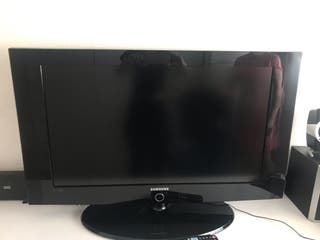 TV Samsung 32 pulgadas LCD, HD