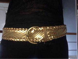 Cinturón mujer Massimo Dutti