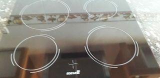 placa vitroceramica y horno endesa