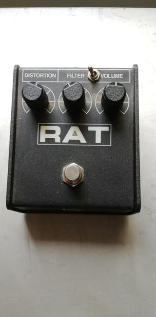 pedal de guitarra ProCo RAT