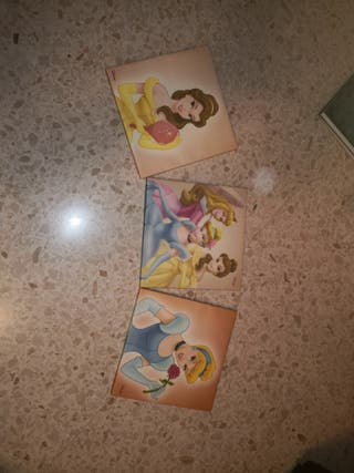 Cuadros princesas Disney