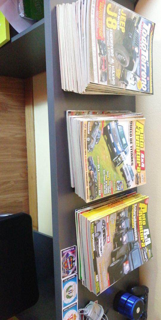 revistas todoterreno