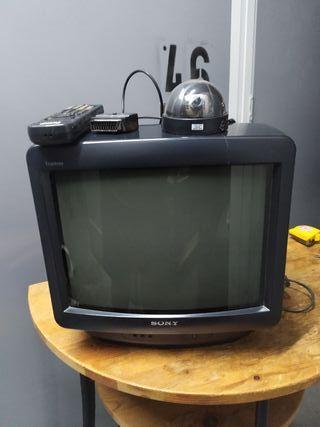 Cámara + tv