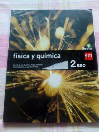 Libro 2° ESO Física y Química.