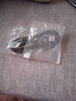 Cable usb movil