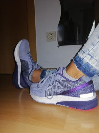 zapatillas Reebok running nuevas
