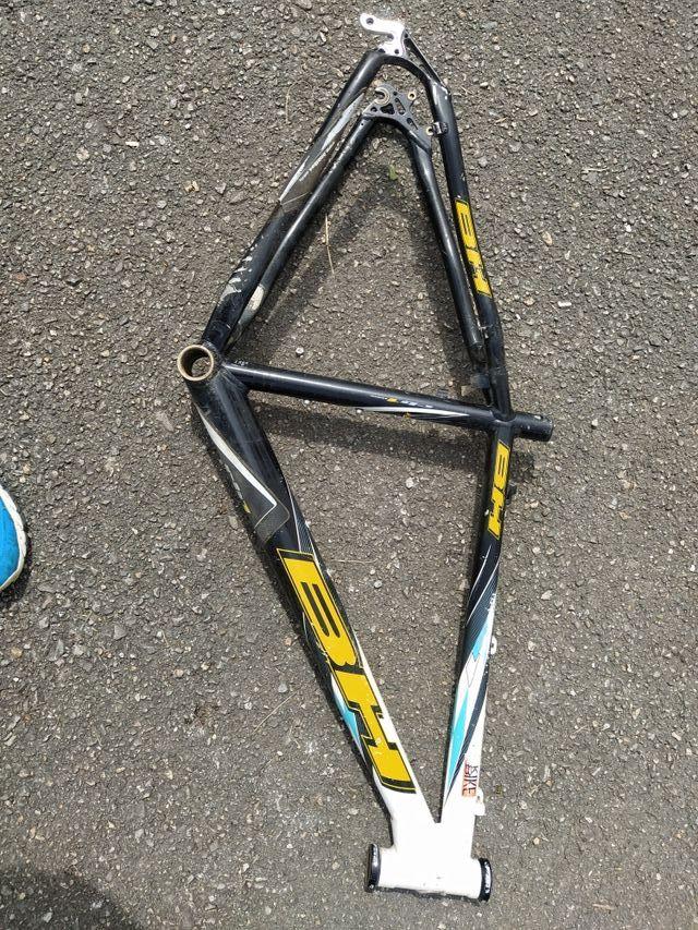 cuadro bici BH