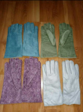 LOTE 4 GUANTES
