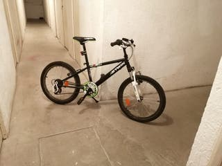 "Bicicleta B'TWIN Racing Boy 5 S infantil 20"""
