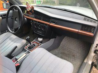 Mercedes-Benz Clase E 190 1985