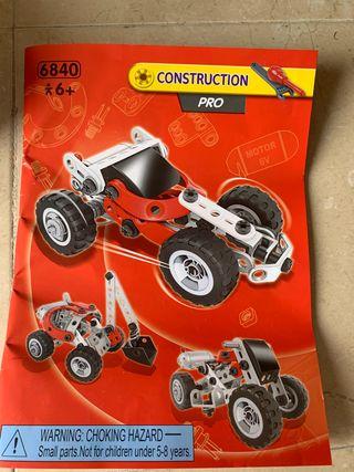 Construcción a motor coche y moto