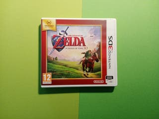 "Juego ""Ocarina of Time"" Nintendo 3DS"