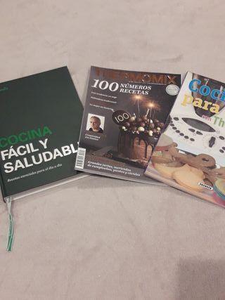 Libro verde thermomix nuevo mas regalo