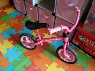 Bicicleta Chicco rosa