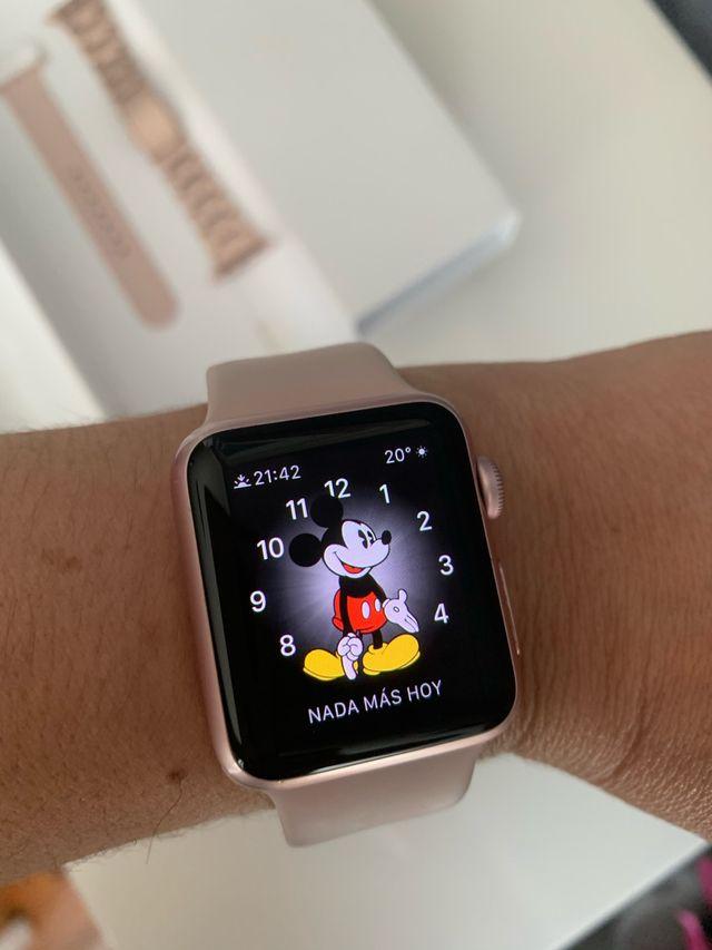 Apple Watch Serie 1 Rose Gold 38 mm