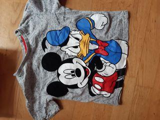 673. Camiseta Mickey Mouse Disney 24 meses