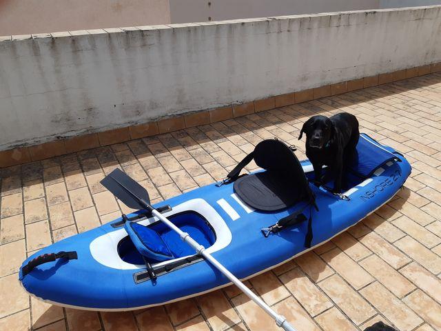 Kayak hinchable B-Square