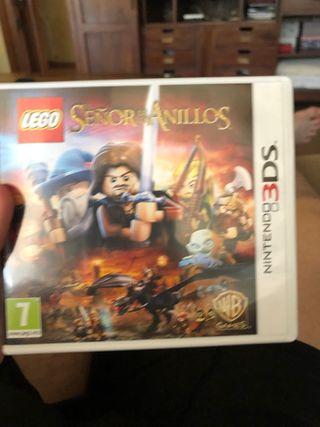 Lego el señor de los anillos 3Da