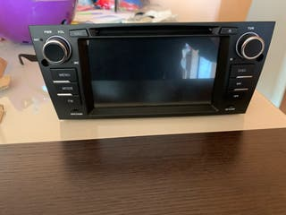 Radio cd coche con navegador nuevo
