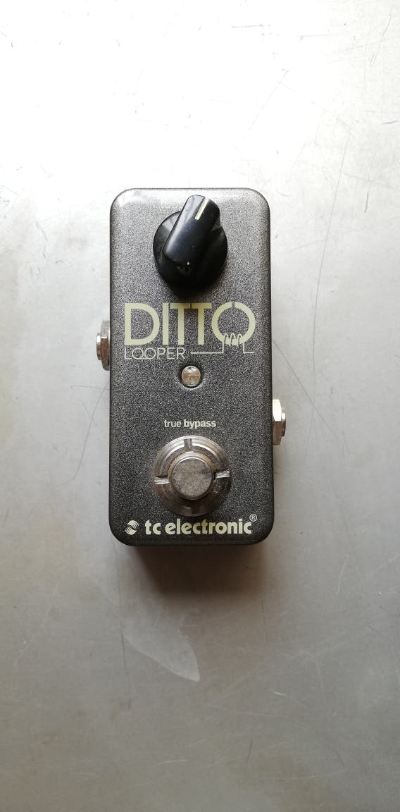 Pedal guitarra Tc Electronics Ditto Looper