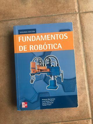 Fundamentos de Robótica (segunda edición)