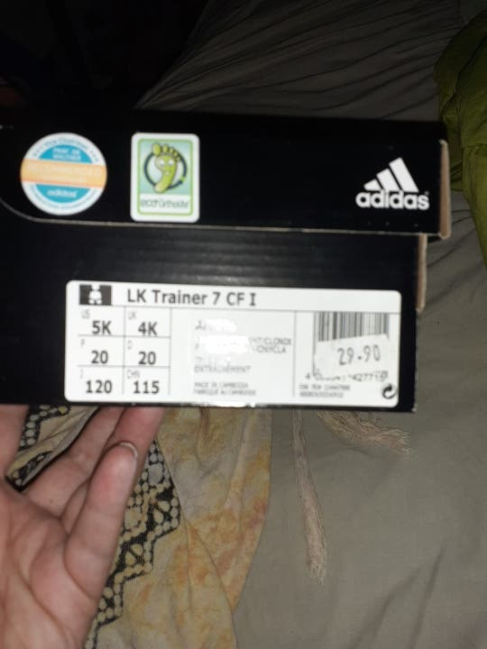 playeras Adidas número 20