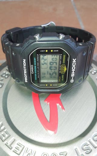 "G SHOCK DW-5200 ""THE HERO"""