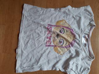 712. camiseta Skye Pawn Patrol 4-5 años