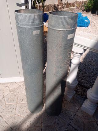 tubos galvanizado