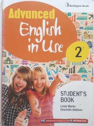 Advance English in use 2 Libro 2° ESO