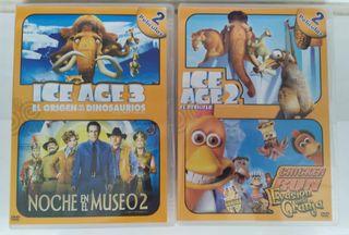 4 películas