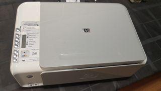 impresora escaner hp